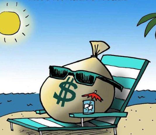 paradisi fiscali evasione google facebook apple amazon western digital