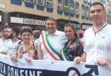 corbetta sindaco super cattolico marco ballarini al gay pride